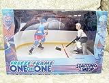 1998 NHL Starting Lineup Freeze Frame One on One - Wayne Gretzky vs Pavel Bure
