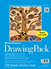 Strathmore STR-27-109 40 Sheet Kids Drawing Pad, 9 by 12""