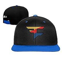 MLG Team Faze Clan Logo Snapback Hip-hop Baseball Caps White (5 Colors)