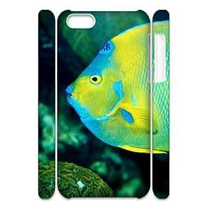 C-Y-F-CASE DIY Design Fish Pattern Phone Case For iPhone 5C