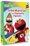 Sesame Street: Elmo and Friends: Iron Monster and Other Super Stories