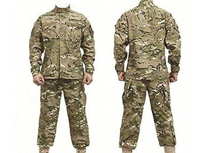 Amazon.com: Conjunto de pantalones clásicos de ejército BDU ...