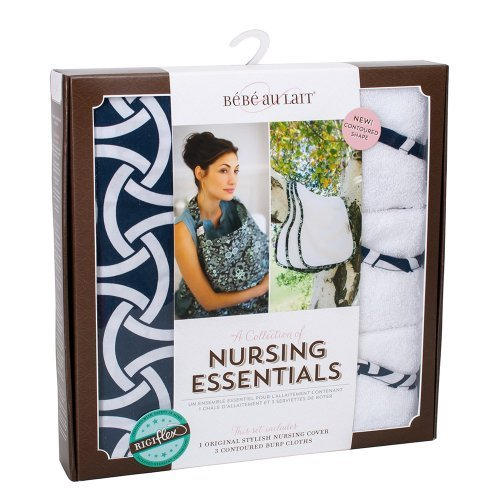 Bebe Au Lait Nursing Essentials - Camden Lock