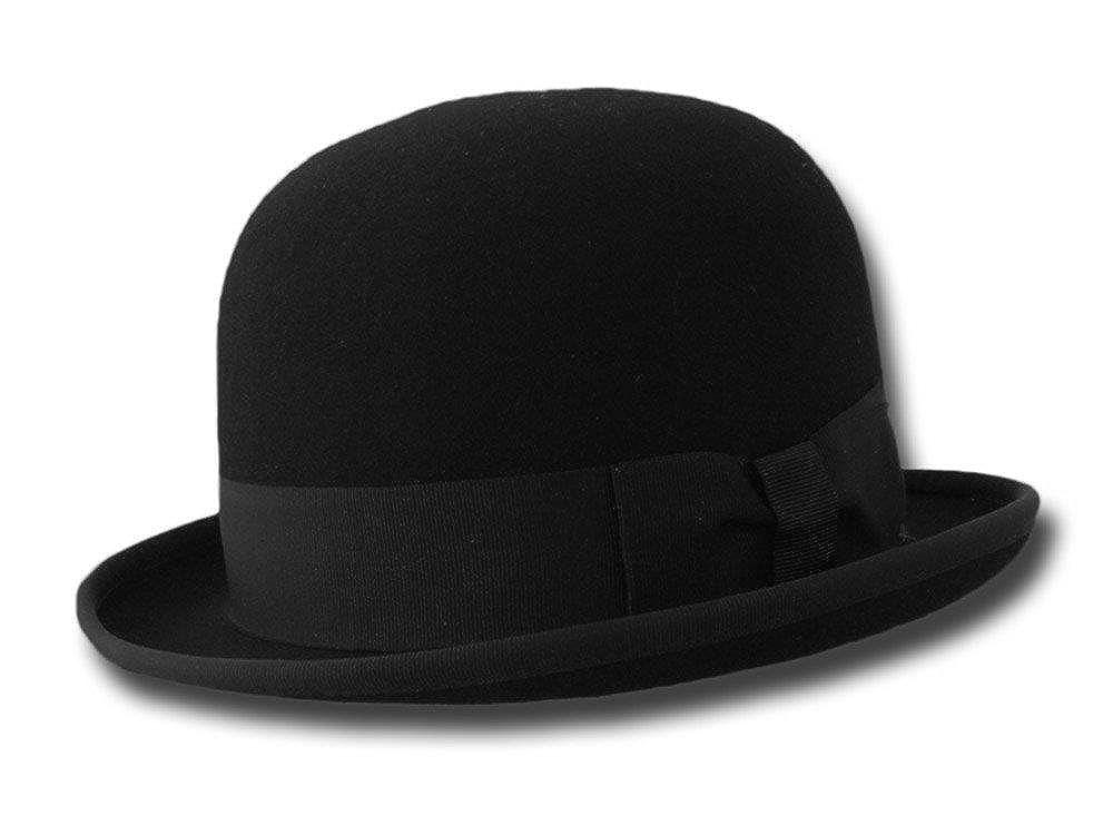 Cappello a Bombetta lana Laurel   Hardy Melegari small Laurel Hardy s d4d116443499