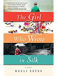 Amazon kindle ebooks kindle store literature fiction the girl who wrote in silk fandeluxe Choice Image