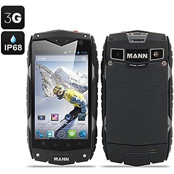 Amazon Com Mann Zug 3 Waterproof Smartphone Android 4 3