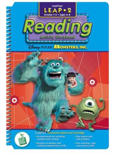 Leappad Interactive Book (LeapPad: Leap 2 Reading -