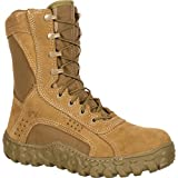 Rocky Men's S2V Work Boot,Coyote Brown,10 M US