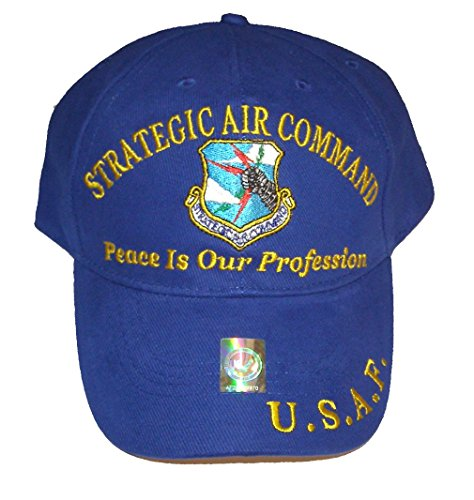 STRATEGIC AIR COMMAND SAC HAT - Veteran Owned Business by EE