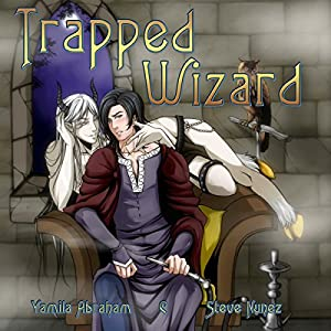 Trapped Wizard Audiobook