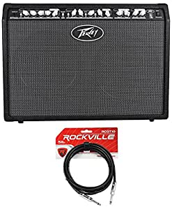 peavey special chorus 212 2 ch 100 watt 2x12 guitar amplifier combo amp cable. Black Bedroom Furniture Sets. Home Design Ideas