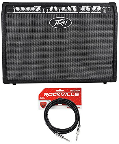 Peavey Special Chorus 212 2-Ch. 100 Watt 2x12 Guitar Amplifier Combo Amp+Cable by Peavey