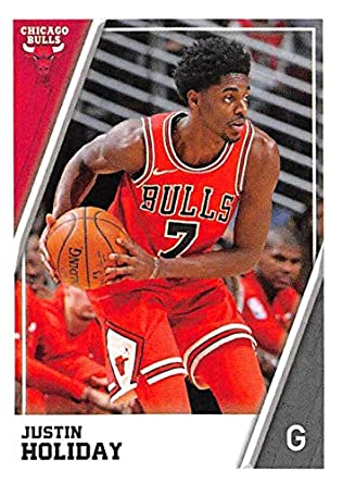 release date 734f9 d0d2b Amazon.com: 2018-19 Panini NBA Stickers Collection #69 ...