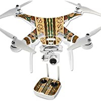 Skin For DJI Phantom 3 Professional – Desert Stripes | MightySkins Protective, Durable, and Unique Vinyl Decal wrap cover | Easy To Apply, Remove, and Change Styles | Made in the USA
