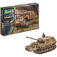 Revell- SD. Kfz. 184 Tank Hunter Elefant Maqueta
