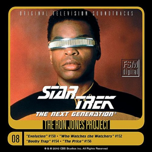 Star Trek: The Next Generation, 8: Evolution/Who Watches the Watchers/Booby Trap/The Price