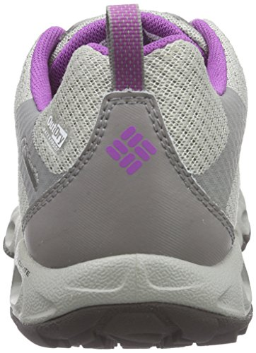Sneakers Ventrailia Outdry Women's Hiking Razzle Columbia Dove Manmade Rubber qfw7qxP6