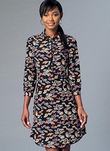 McCalls 7380 Melissa Watson Misses Dresses Sewing Pattern Sz 14-22