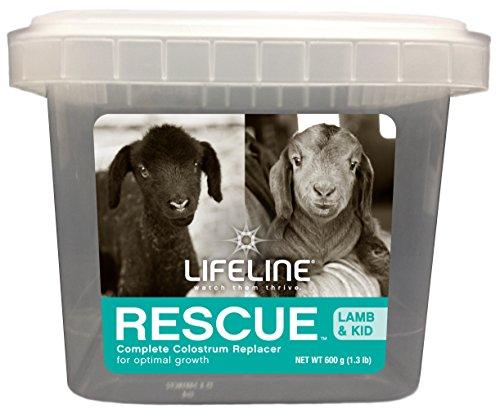 LIFELINE Rescue Lamb & Kid Complete Colostrum Replacer