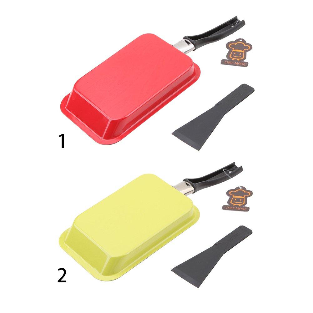 30.7 * 12.4 po/êle /à /œufs /à g/âteau SADA72 Po/êle /à Frire antiadh/ésive Mini Sushi Omelette Red po/êle rectangulaire de Style Japonais po/êle /à Frire carr/ée /à g/âteau