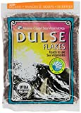 Book cover from Dulse Flakes - Certified Organic- Sea Vegetables, washed, Pure Vegan- Maine COhsawast 4oz. by CookNation
