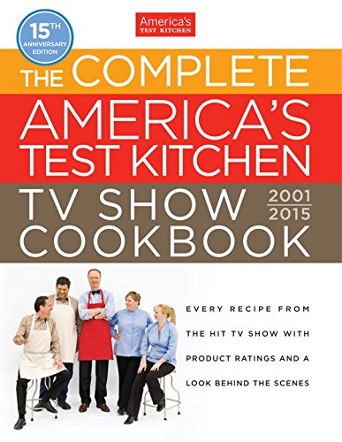 America's Test Kitchen TV Complete book 2015 (Best Turkey Box Call 2019)