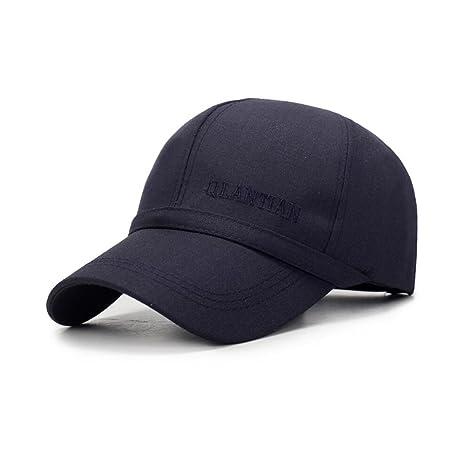 Gorras de béisbol CJC Sol Sombreros Pato Lengua Gorra Moda Mujer Señoras  Chicos Adultos Unisexo ( da25f1082b5