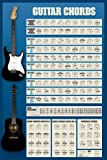 Guitar Chords (New Chart) Music Maxi Poster Print - 61x91 cm