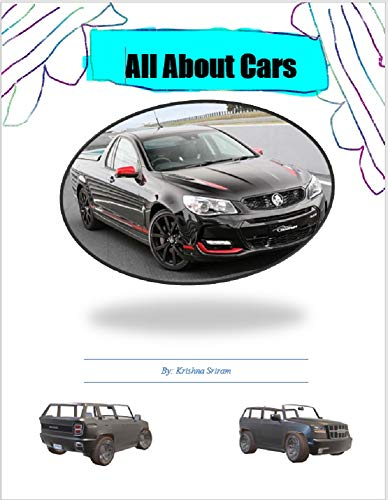 All About Cars por Krishna Sriram