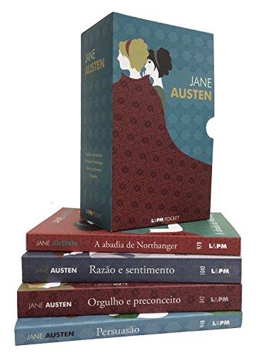 Jane Austen - Caixa Especial com 4 Volumes