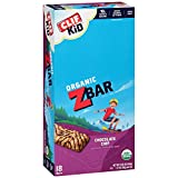 #1: CLIF KID ZBAR - Organic Energy Bar - Chocolate Chip - (1.27 Ounce Snack Bar, 18 Count)