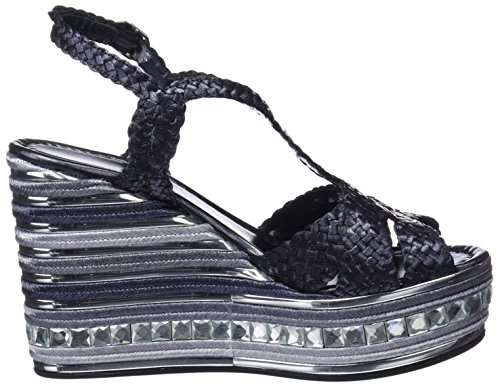 7005 M34 Sling Pons 000 Women''s Blue Quintana Ocean metal Sandals Back HqvEw1x7
