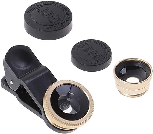 Hemobllo Universal Portable Cell Phone Camera Lens Super Wide ...