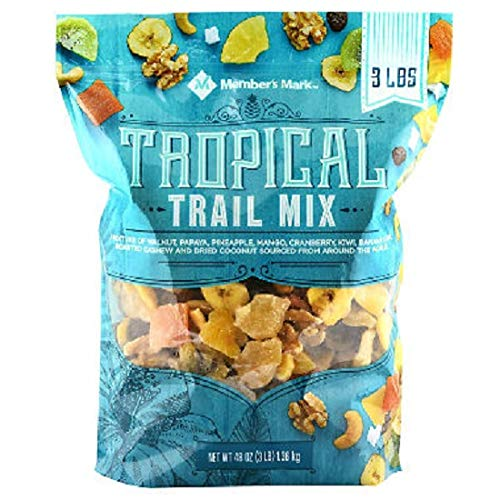 Member's Mark Tropical Trail Mix (48 oz.) (pack of 6)