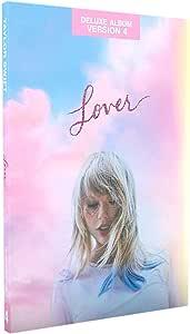 Taylor Swift - Lover - CD Deluxe Album Version 4