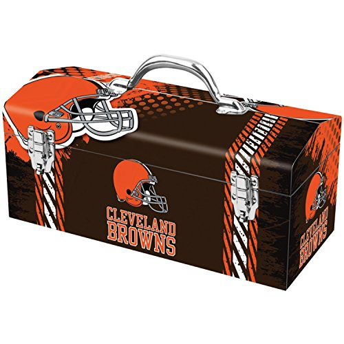NFL Cleveland Browns Full-Print Tool Box (Tool Cleveland)