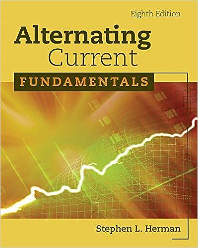 Alternating Current Fundamentals: Stephen L  Herman: 9781111125271