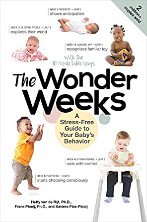 The Wonder Weeks: A Stress-Free Guide to Your Baby's Behavior (6th