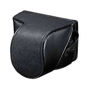 Sony LCSEJC3B - Funda para cámara NEX, negro