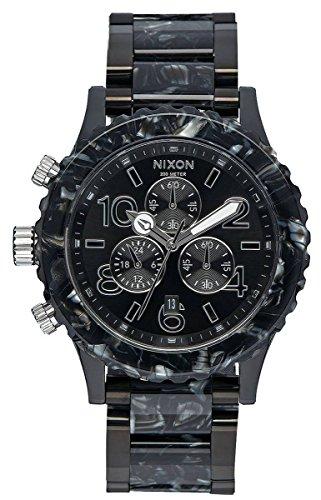 Black-The-42-20-Chrono-Watch-by-Nixon