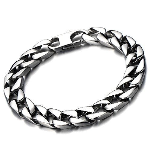 Classic Stainless Bracelet Silver Polished