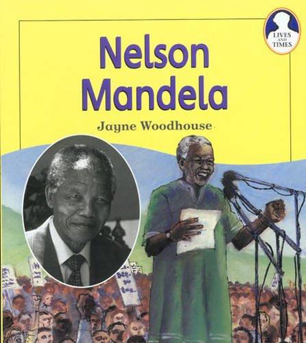 Lives and Times Nelson Mandela Hardback