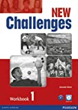 New challenges. Workbook. Per le Scuole superiori. Con CD Audio. Con espansione online: New Challenges 1 Workbook & Audio CD Pack
