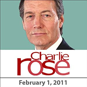 Charlie Rose: David D. Kirkpatrick, Marwan Muasher, Robert Satloff, and Barbara Walters, February 1, 2011 Radio/TV Program