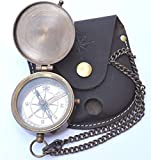 NEOVIVID Engravable Compass%2C Pocket Co...