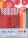 Dots & Jots: Mix and Match Stationery