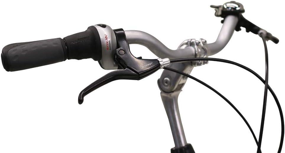 Hawk Bikes Green City Plus Easy de B – – Bicicleta para mujer ...