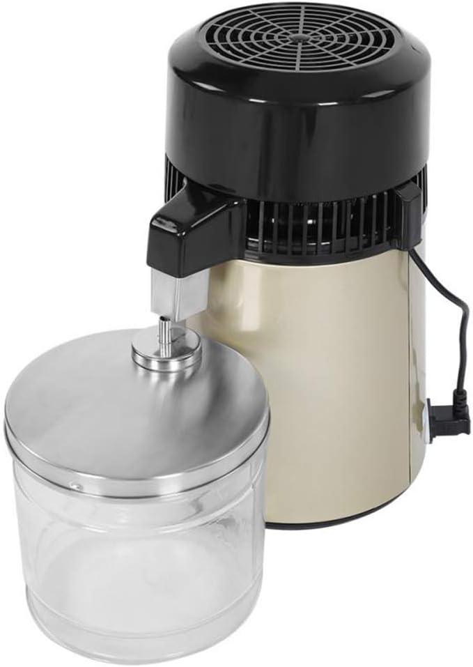 YLOVOW Labs El Mejor destilador de Agua de Acero Inoxidable en su ...