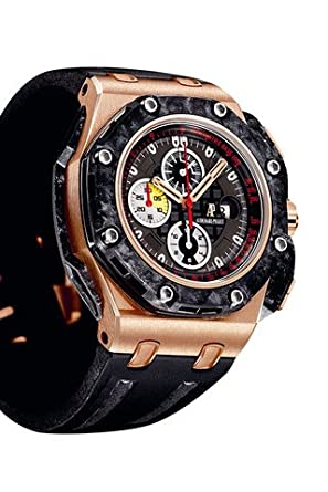 Amazon Com Audemars Piguet Royal Oak Offshore Grand Prix 26290ro Oo