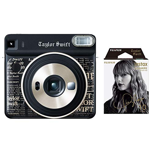 Fujifilm SQ6 Instax Square Camera Taylor Swift Edition + Taylor Swift Film